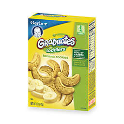 Gerber® Graduates® Banana Cookies