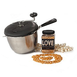 """Wabash Valley Farms™ """"You Make My Heart Pop"""" Sweet & Easy Popcorn Gift Set"""