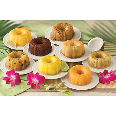 Dockside Market Mini Bundt Cake Sampler