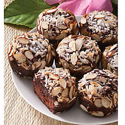 Dockside Market 4-Pack Brownies with Toasted Coconut