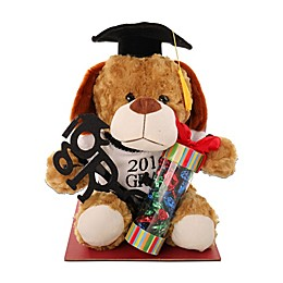 Alder Creek Graduation Dog with Candy Gift