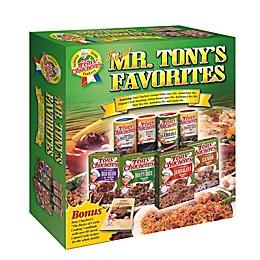Mr. Tony's Favorities Gift Box
