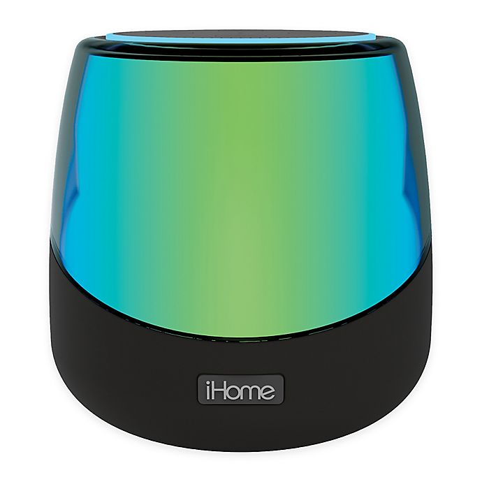 Alternate image 1 for iHome™ Bluetooth Rechargeable Speaker for Amazon Echo Dot™