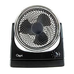 Ozeri® Brezza 10-Inch Oscillating High Velocity Desk Fan