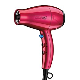 Infiniti Pro by Conair® Mini Travel Hair Dryer in Red