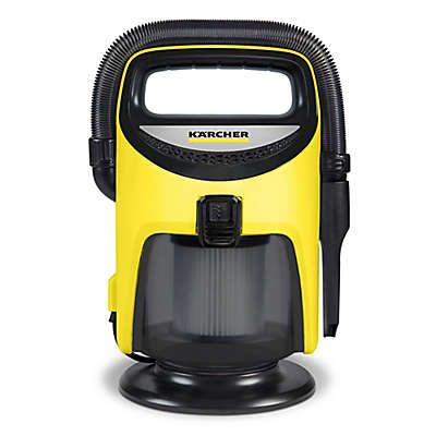 Karcher® TV1 Indoor Wet/Dry Vacuum in Yellow