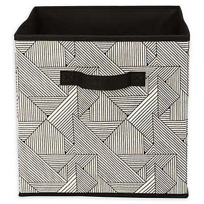 Macbeth ClosetCandie 12-Inch Multicolor Storage Cube<br />