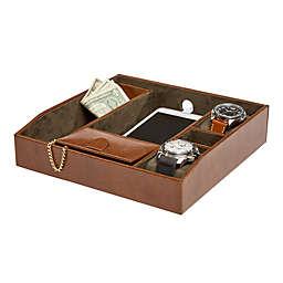 Mele & Co. Finley Jewelry Box in Walnut