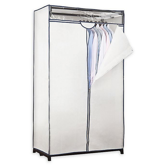 Alternate image 1 for Simplify 36-Inch Portable Closet