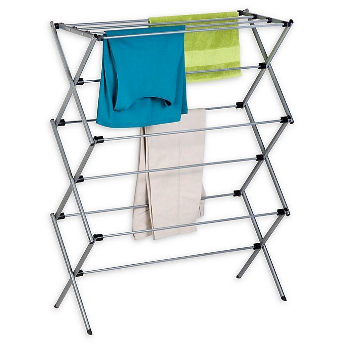 Alternate image 1 for Honey-Can-Do® Oversize Folding Drying Rack