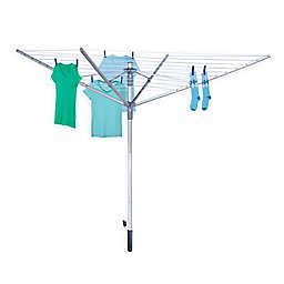 Honey-Can-Do® Outdoor Umbrella Dryer in Silver