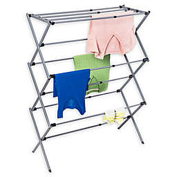 Honey-Can-Do® Expandable Drying Rack in Silver