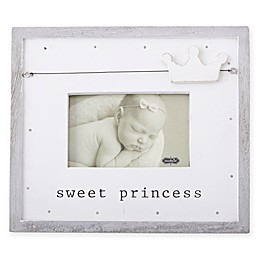 Mud Pie® Sweet Princess Picture Frame