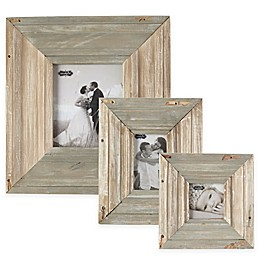 Mud Pie® Reclaimed Wood Picture Frame