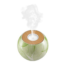 HoMedics® Ellia™ Balance Leaves Ultrasonic Aroma Diffuser with Remote and Essential Oils