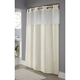 Hookless® Classic Herringbone Shower Curtain