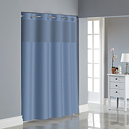 Hookless® Herringbone Shower Curtain