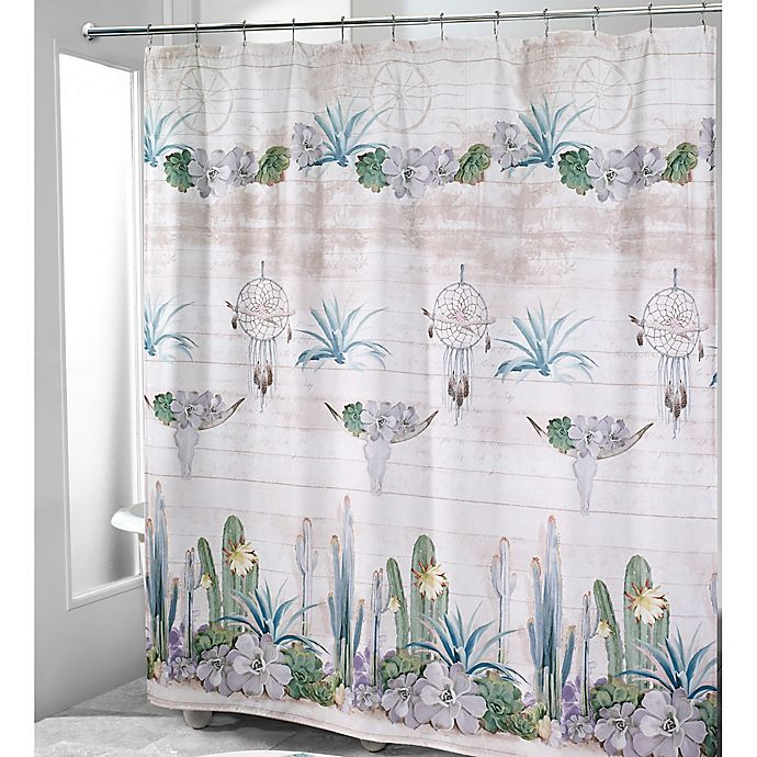 Alternate image 1 for Avanti Canyon Shower Curtain Collection