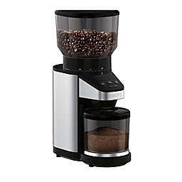Krups® Conical Burr Grinder with Scale in Black