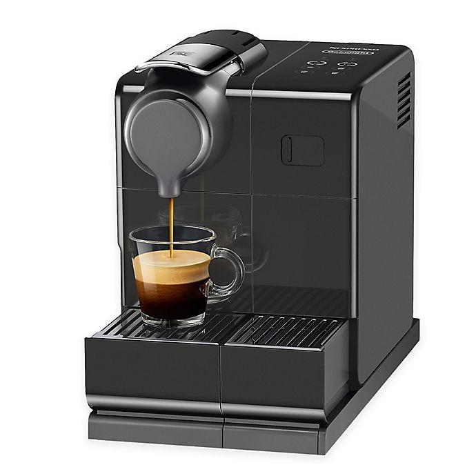 Alternate image 1 for De'Longhi Nespresso® Lattissima Touch in Washed Black