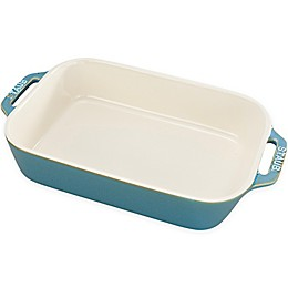 Staub 2.5-Quart Rectangular Baker