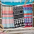 Bohemian Chic Beach Towel