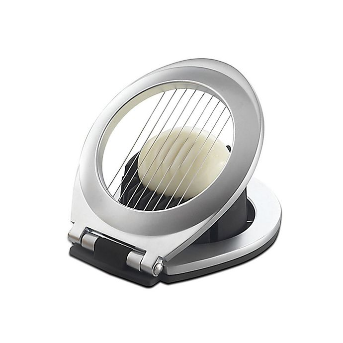 Alternate image 1 for Compact 3-in-1 Egg Slicer