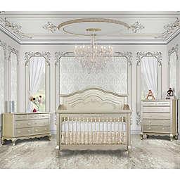 evolur™ Aurora Nursery Furniture Collection in Gold Dust