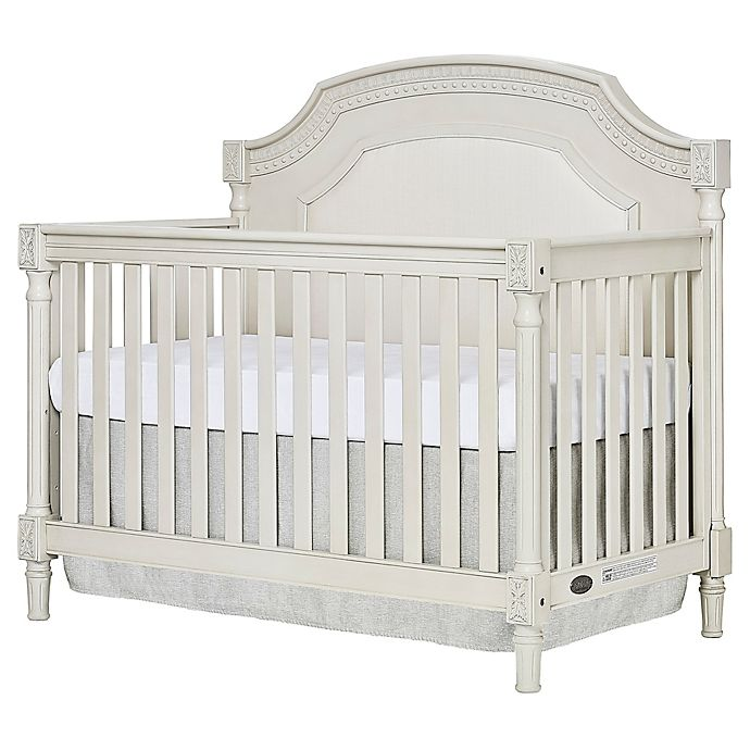 Alternate image 1 for evolur™ Julienne 5-in-1 Convertible Crib in Cloud