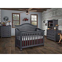 Madison Nursery Furniture Collection in Weathered Grey
