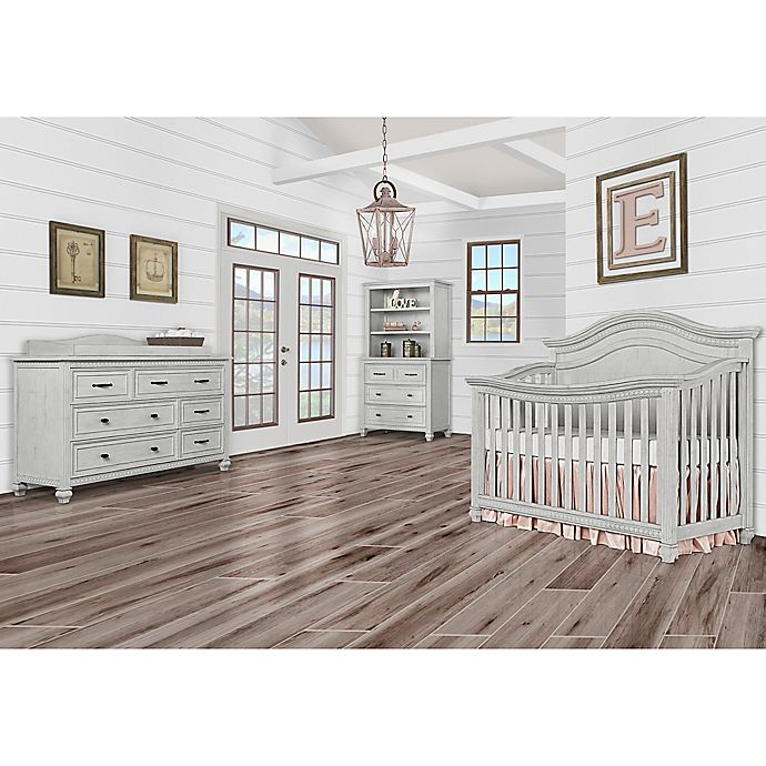 Alternate image 1 for Madison Nursery Furniture Collection in Antique Grey