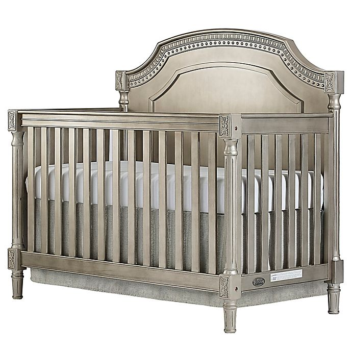 Alternate image 1 for evolur™ Julienne 5-in-1 Convertible Crib in Antique Bronze