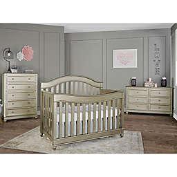 evolur™ Hampton Nursery Furniture Collection in Antique Bronze
