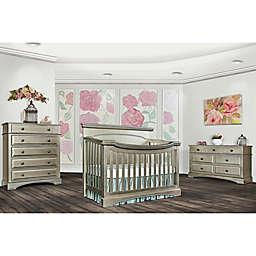 evolur™ Catalina Flat Top Nursery Furniture Collection in Antique Bronze