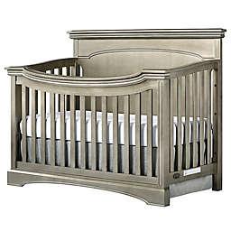 evolur™ Catalina Flat Top 4-in-1 Convertible Crib in Antique Bronze