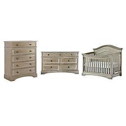 evolur™ Adora Curve Nursery Furniture Collection in Antique Bronze