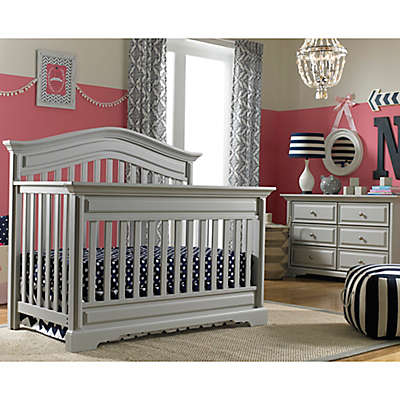 Dolce Babi® Venezia Nursery Furniture Collection in Misty Grey