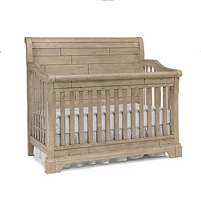 Cosi Bella Delfino 4-in-1 Convertible Crib in Farmhouse Pine