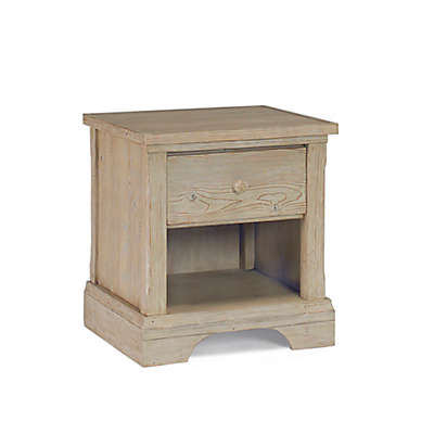 Cosi Bella Delfino Nightstand in Pine