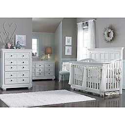 Dolce Babi® Serena Nursery Furniture Collection in White Shell