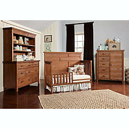 Dolce Babi® Grado Nursery Furniture Collection in Farmhouse Brown