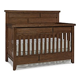 Dolce Babi® Grado 4-in-1 Convertible Crib in Farmhouse Brown