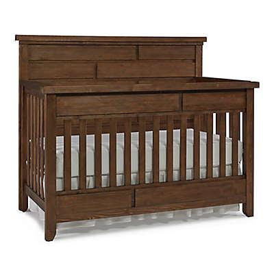 Dolce Babi® Grado 4-in-1 Convertible Crib in Farmhouse Brown