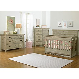 Dolce Babi® Grado Nursery Furniture Collection in Sandy Pine