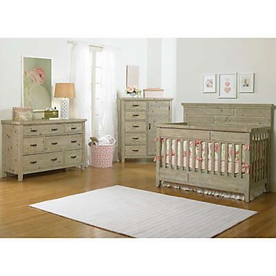 Dolce Babi® Grado Nursery Furniture Collection in Sandy Pine
