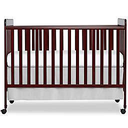 Dream On Me Carson Classic 3-in-1 Convertible Crib in Espresso