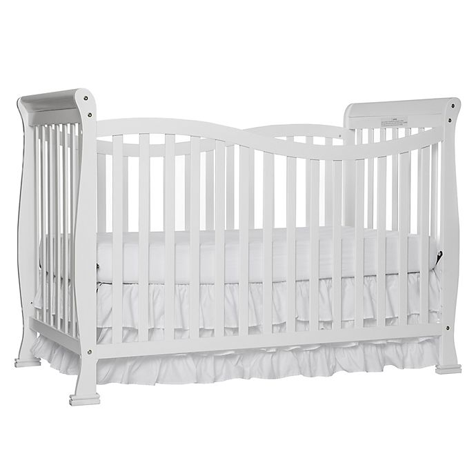 Dream On Me Violet 7 In 1 Convertible Crib White