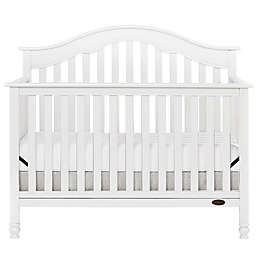 Dream On Me Charlotte 5-in-1 Convertible Crib in White