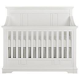 evolur™ Parker 5-in-1 Convertible Crib in Winter White
