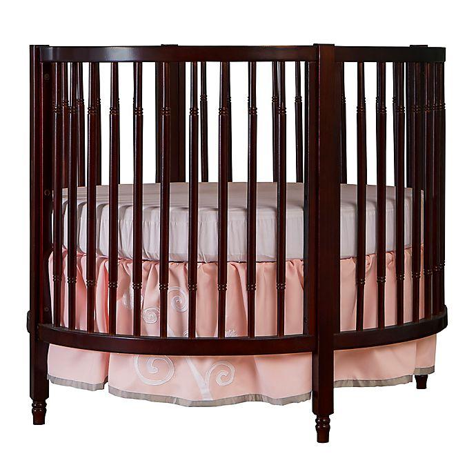 Dream On Me Sophia Posh Circular Crib In Espresso Bed Bath Beyond